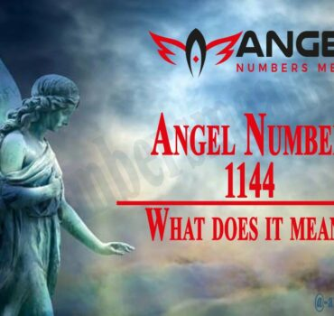 1144 Angel Number – Meaning and Symbolism