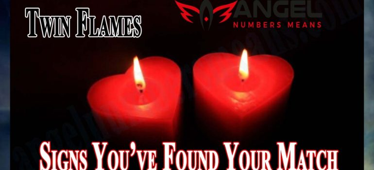 Twin Flames - What It Means & Signs You've Found Your Match