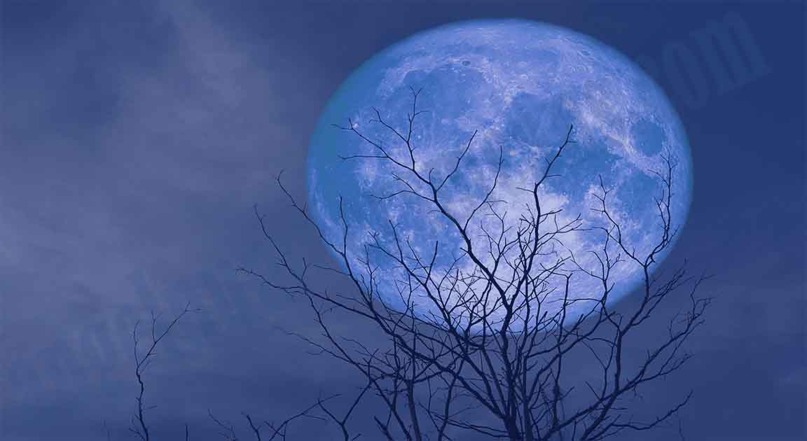 What To Expect When A Blue Moon Occurs Every 29 Day